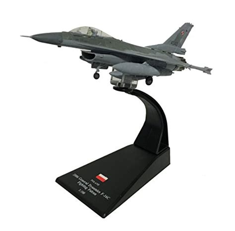 F-16 C 2006 Fighter Aircraft Diecast 1