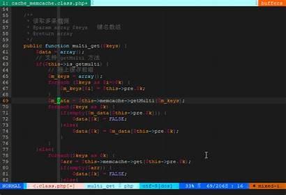 Coding Select 跳转 快速 Vim