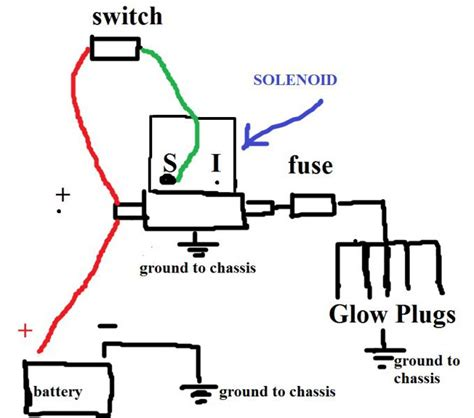 Manual Glow Plug Timer Switch Page Peachparts