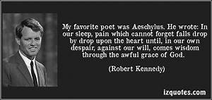 RFK ANNOUNCED M... Robert K Kennedy Quotes
