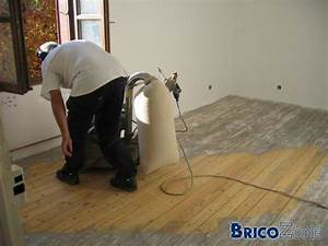 decoller un vieux revetement sur plancher comment faire With comment enlever une moquette collée sur du parquet