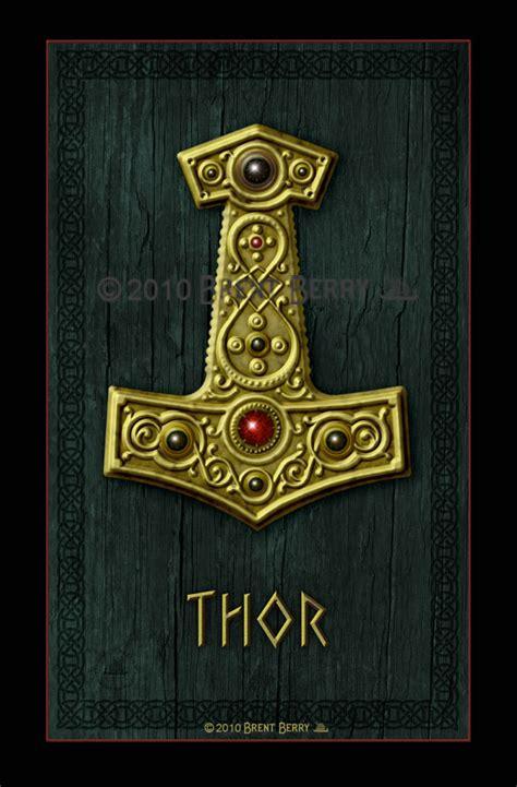 thors hammer x