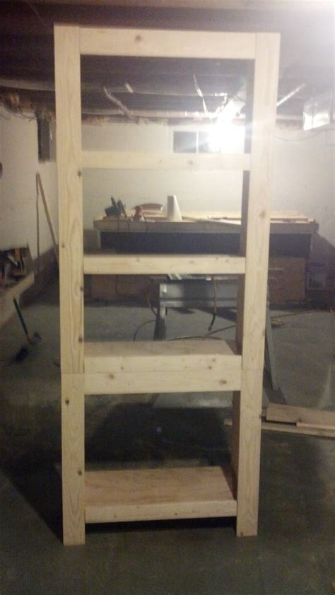 ana white scaled  shanty cabinet diy projects