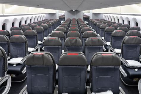 boeing 787 cabin american airlines 787 9 789 dreamliner cabin view