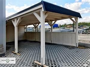 Carport Aus Holz : carport aus holz projekte21 002 carports aus polen ~ Orissabook.com Haus und Dekorationen