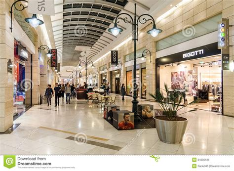 shopping mall building interior editorial photo image 34305136