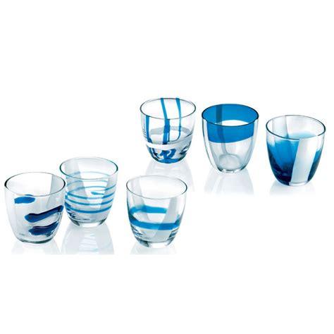 guzzini bicchieri bicchieri acqua 6pz table guzzini stilcasa