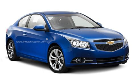 Do you like this imaginary Chevrolet Cruze Coupe?
