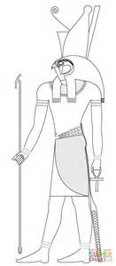 Egyptian Gods Coloring Pages Coloring Pages
