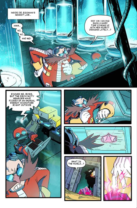 read   final sonic forces comic issue