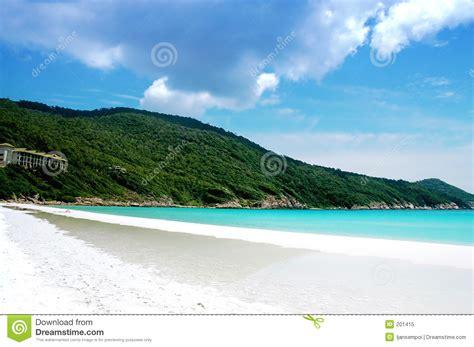 bureau paysage beau paysage de plage photo libre de droits image 201415