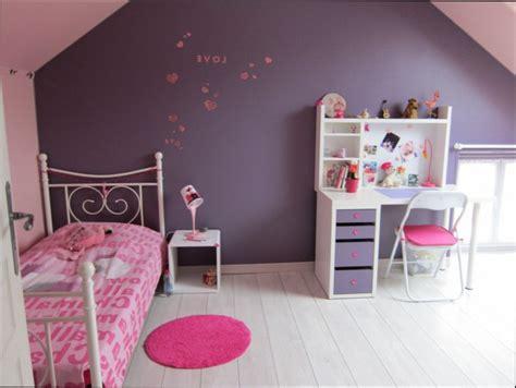 chambre fille idée peinture chambre fille 10 ans