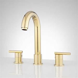 Lester, Widespread, Bathroom, Faucet