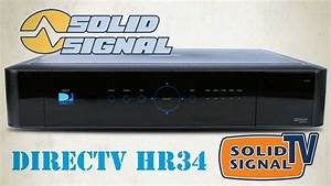 Directv Hr34  U0026quot Genie U0026quot  With Hd User Interface First Video