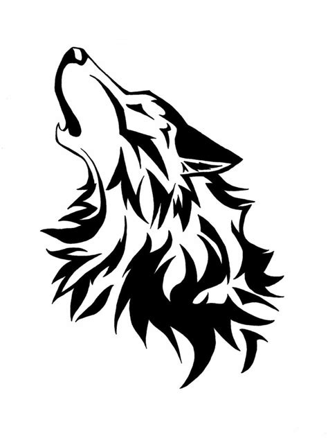 Pin by Milly on Art | Pinterest | Wolf, Stenciling and Tattoo