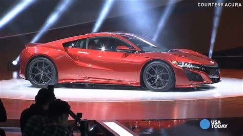 Acura Nsx Price 2015 by Acura Shows Revised Nsx Supercar And Prices It