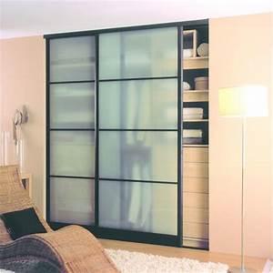 porte de placard coulissante translucide ou opaque With porte placard coulissant pas cher