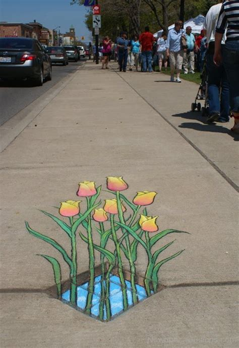 chalk drawings page