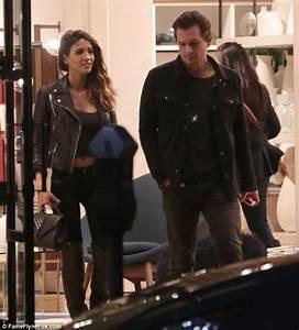 CJ Franco flaunts her body as she struts in Beverly Hills ...