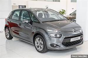 Citroen C4 Picasso L2 Seduction In Malaysia