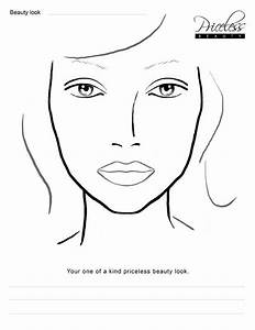 36 best images about FACE CHART on Pinterest | Watercolor ...