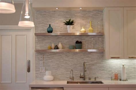floating shelves  maximize  space   kitchen