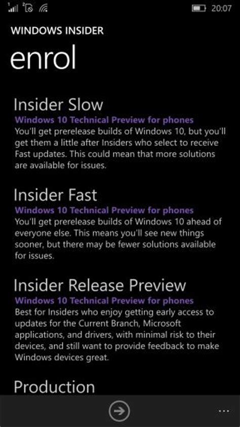 microsoft announces a new test ring for insiders release preview