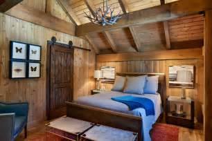 Rustic Cozy Bedroom Design Ideas