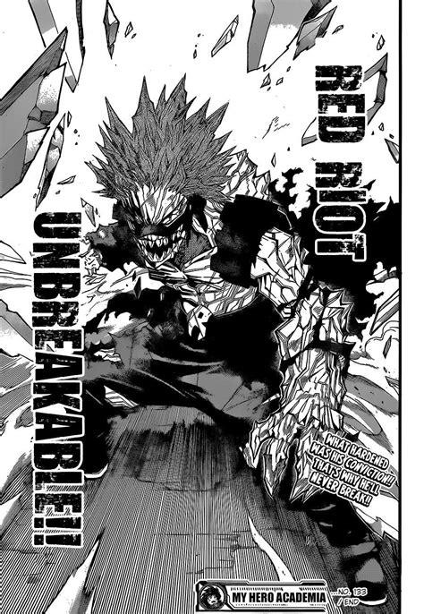 Read manga Boku no Hero Academia 133 online in high
