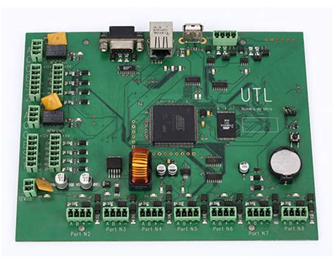 Electrical Switch Pcb Circuit Board Assembly Leadsintec