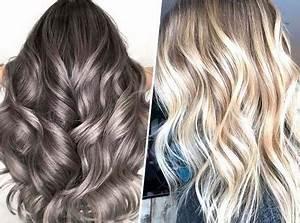 Couleur Cheveux Tendance : cheveux couleur tendance 2018 ~ Nature-et-papiers.com Idées de Décoration