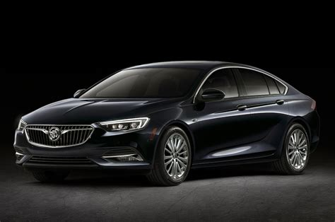 2018 Buick Regal Reviews And Rating  Motor Trend