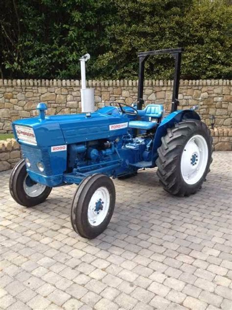 1965 ford dexta 2000 tractor mint condition and 163 3950 in portaferry county
