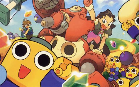 Megaman X Wallpaper Hd 2 The Misadventures Of Tron Bonne Hd Wallpapers Background Images Wallpaper Abyss
