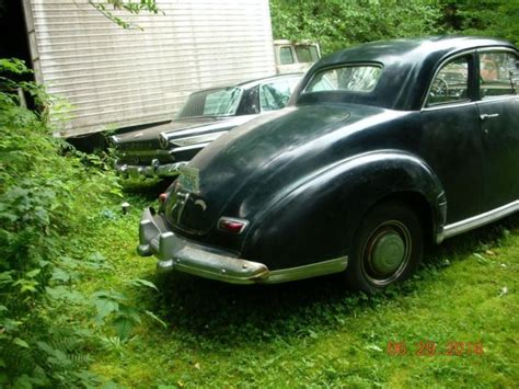 1946 STUDEBAKER CHAMPION SKYWAY BUSINESS COUPE RARE ...