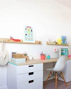 Bureau Enfant 5 Ans : 10 id es d co pour un bureau d enfant shake my blog ~ Melissatoandfro.com Idées de Décoration