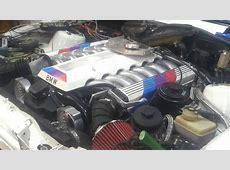 SvH E30 Cabrio V12 M70 First start YouTube