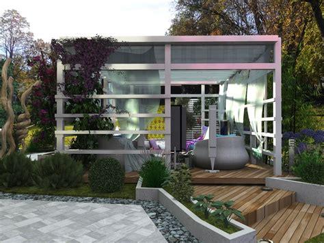 progetto giardino privato un piccolo giardino privato