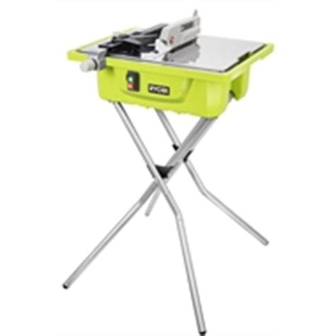 Ryobi Tile Cutter 180mm by Brick Tile Saw From Bunnings Warehouse New Zealand