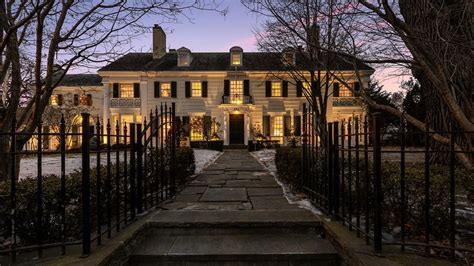 dream homes  year  house owned  garrison keillor