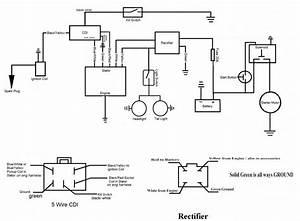 Lifan 110 Motor Wiring Diagram - Honda 70 Talk