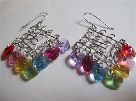 Naomi's Designs: Handmade Wire Jewelry: Wire wrapped ...