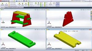 Solidworks Assembly Exercises For Beginners