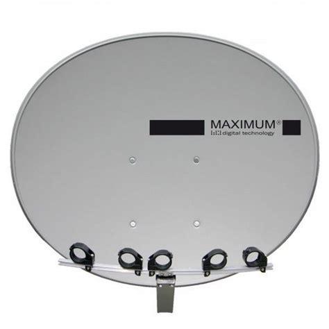 satellitenschüssel einstellen astra maximum t 85 sat spiegel antenne inkl multifeedschiene 5 lnb halterung