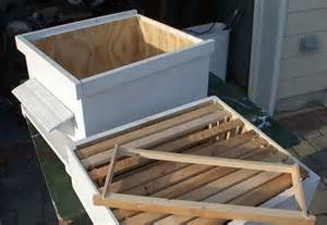 10 Frame Langstroth Bee Hive Plans