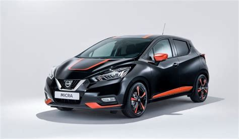nissan micra usa colors  release date