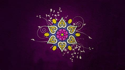 Wallpaper Diwali Rangoli Hd Wallpaper Free 21