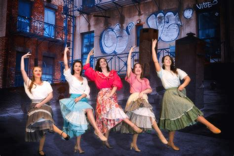 Broadway Blockbuster West Side Story Comes To Mccc's Kelsey Theatre