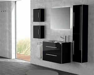 Meuble Profondeur 35 Cm : meubles lave mains robinetteries meuble sdb meuble de salle de bain suspendu 80 cm serie ~ Teatrodelosmanantiales.com Idées de Décoration