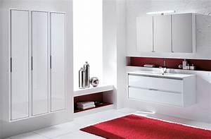 conforama placard armoire salle de bain glace salle de With placard salle de bain miroir